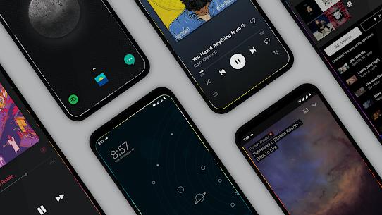 Muviz Edge – Music Visualizer MOD (Pro Features) 1