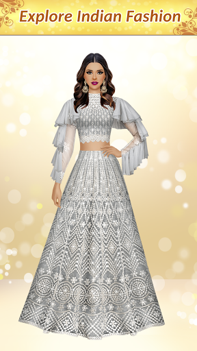 Indian Fashion Dressup Stylist 2.6 screenshots 1