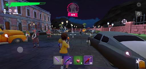 Horror Brawl: Terror Battle Royale apkpoly screenshots 12