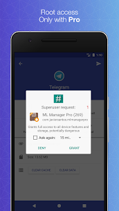 ML Manager Pro Apk: APK Extractor (Paid/Patched) 4