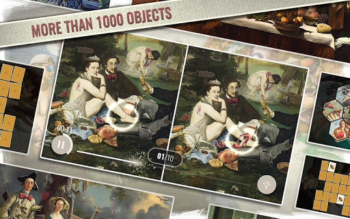 Mysteries Hidden In Famous Paintings  screenshots 15