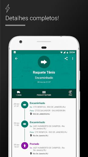 Rastreio Correios (rastreamento correios) modavailable screenshots 6