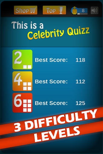 This is a Celebrity Quizz For PC Windows (7, 8, 10, 10X) & Mac Computer Image Number- 6