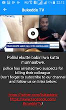 Bukedde TV screenshot thumbnail