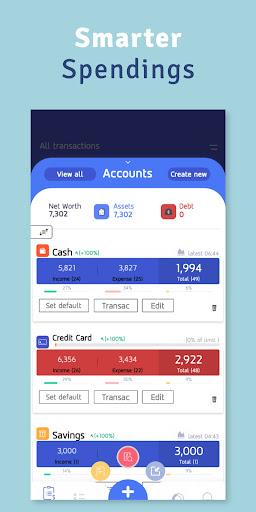 Money Diary - Expense Tracker apktram screenshots 3