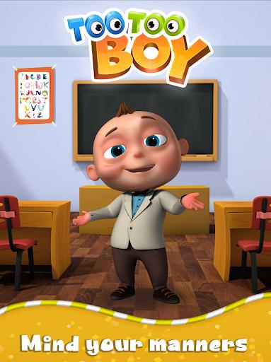 Talking TooToo Baby  - Kids Fun Game. 27 screenshots 6