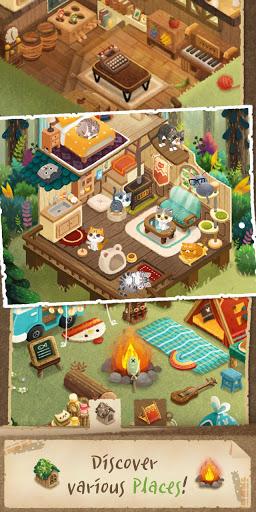 Secret Cat Forest  screenshots 6