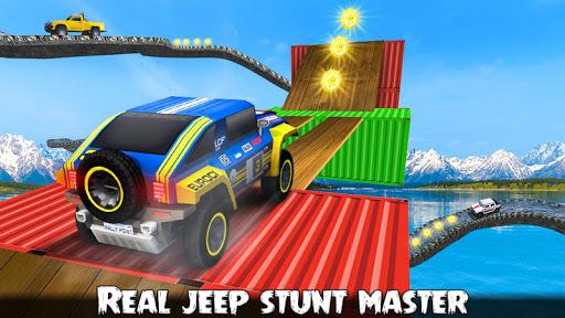 Car Stunt Driving Games 3D: Off road New Car Games  Screenshots 1