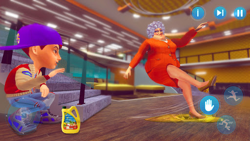 Scary Evil School Teacher 3D Spooky & Creepy Games screenshots 19
