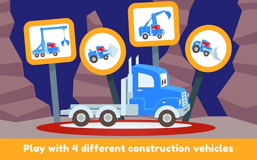 Carl the Super Truck Roadworks: Dig, Drill & Build 1.7.13 screenshots 18