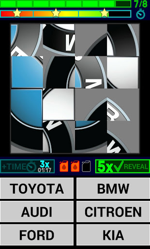 Cars Logo Quiz HD 2.4.2 Screenshots 2