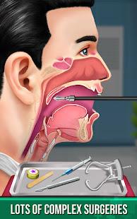 Hospital Doctor Games 2021: Free Clinic ASMR Games 3.1.16 Screenshots 6