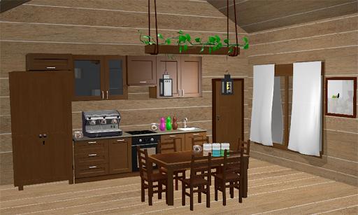 3D Escape Games-Puzzle Kitchen  screenshots 4
