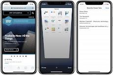iOS Browser 2 : Best Safari styled browserのおすすめ画像3