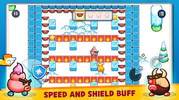 Fruit Ice Cream 2 - Ice cream war Maze Game