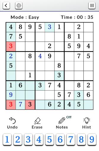Sudoku Classic screenshots 15