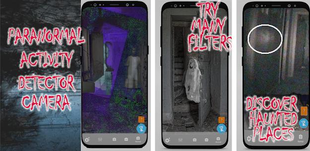 Paranormal Activity Detector PRO Apk 1