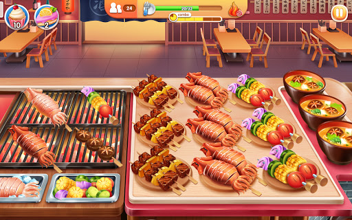 My Cooking - Restaurant Food Cooking Games 8.5.5031 screenshots 16