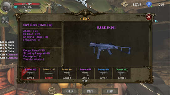 Tomb Hunter Mod 1.0.80 Apk (Unlimited money) 5