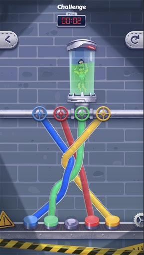 Tangle Fun - Can you untie all knots? apkslow screenshots 5