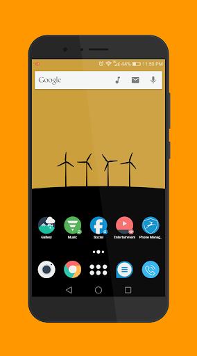 Minimal O - Icon Pack apktram screenshots 12