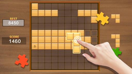 Jigsaw Wood Classic -  Block Puzzle  screenshots 14