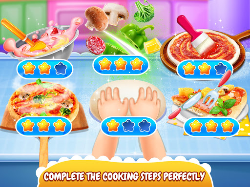 Crazy Pizza Gourmet - Italian Chef 1.4 screenshots 3