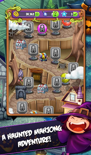 Mahjong Solitaire: Mystery Mansion 1.0.124 screenshots 2
