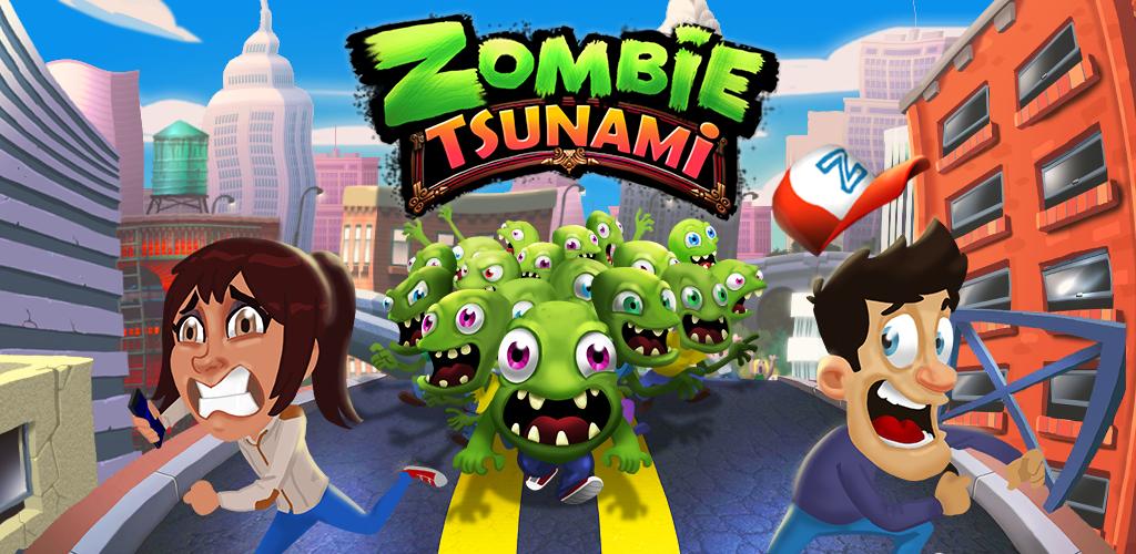 Zombie Tsunami poster 0