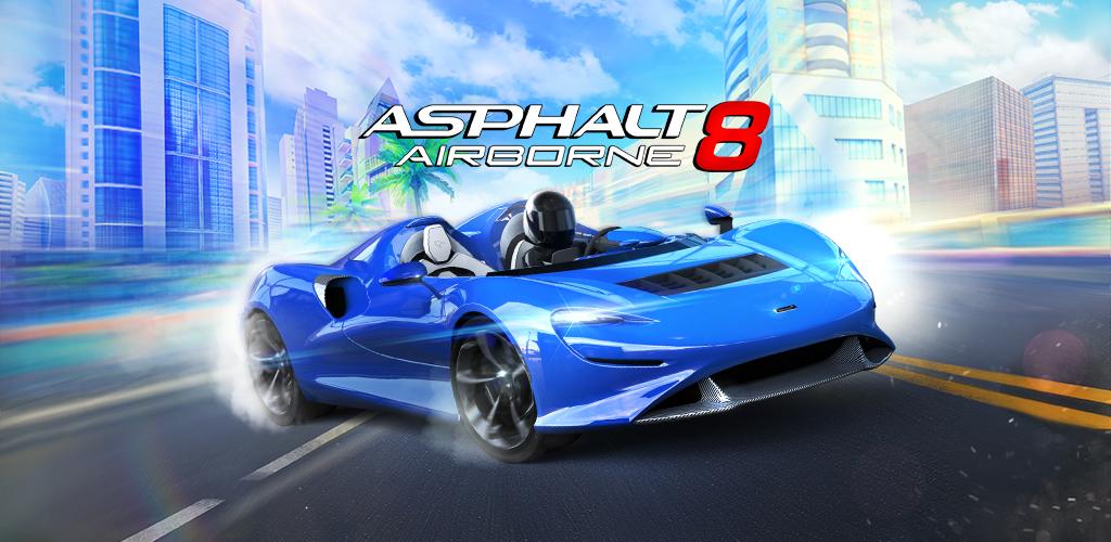 Asphalt 8 - Car Racing Game  poster 0