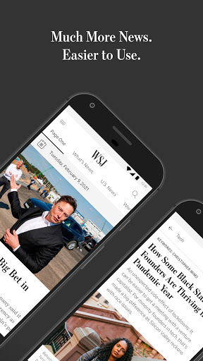Download APK: The Wall Street Journal: Business & Market News v4.35.0.2 [Subscribed]