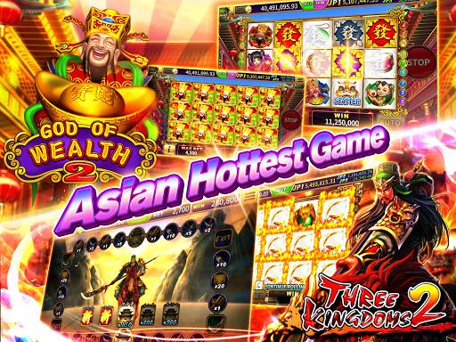 JinJinJin - Monkey Storyu3001FishingGameu3001God Of Wealth 2.14.1 screenshots 12