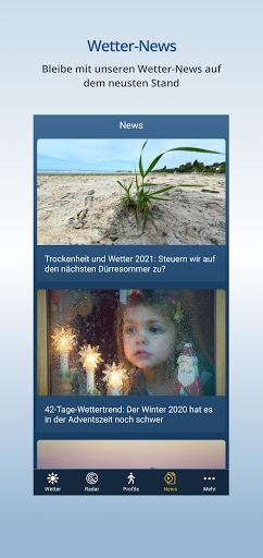 wetter.de u2013 Dein Wetter, immer & u00fcberall android2mod screenshots 6