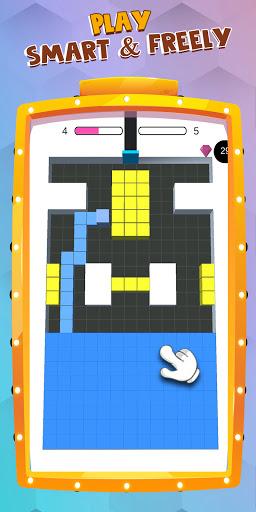 Color Blocks Fill  - block puzzle - coloring games  screenshots 11