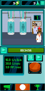SCP Laboratory Idle: Secret Clicker Mod Apk 1.2 (Free Shopping) 4