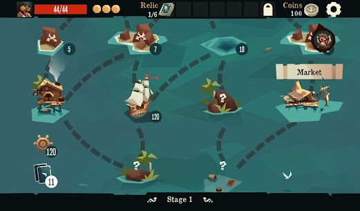 Pirates Outlaws MOD APK [Unlimited Coins] 3
