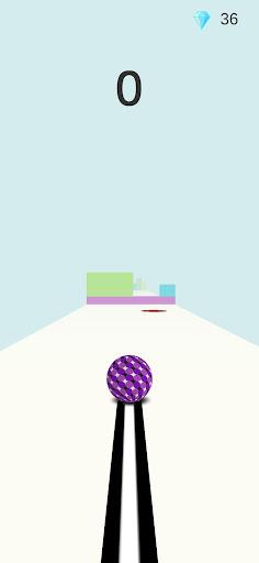 Roll It Ball Catch Up - Catch Up The Speed Racer 1.5 Screenshots 2