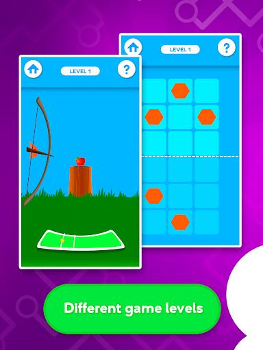 train your brain - visuospatial games screenshot 2