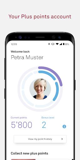 Helsana+ Bonus programme of your health insurance 1.34.0 screenshots 1