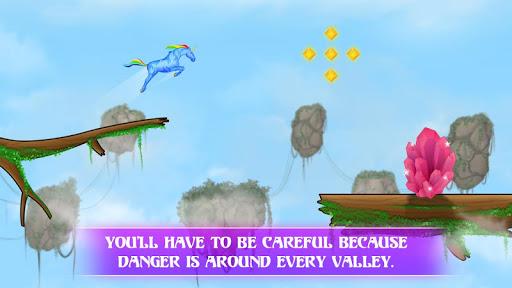 Unicorn Dash: Magical Run apkdebit screenshots 5