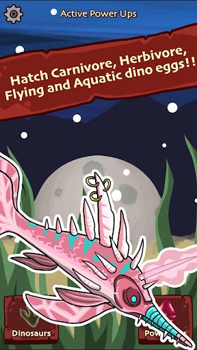 Hatch Dinosaur Eggs - Jurassic World Clicker Games  screenshots 4