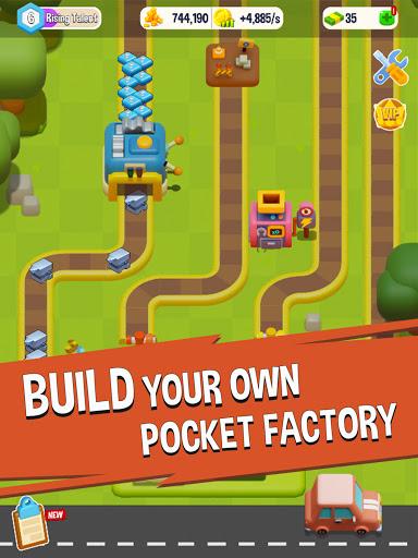 Pocket Factory screenshots 9