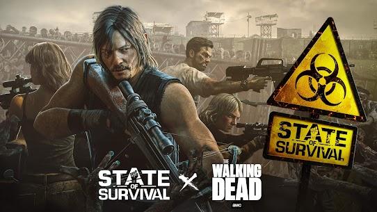 State of Survival Mod Apk Latest Version 2021** 1
