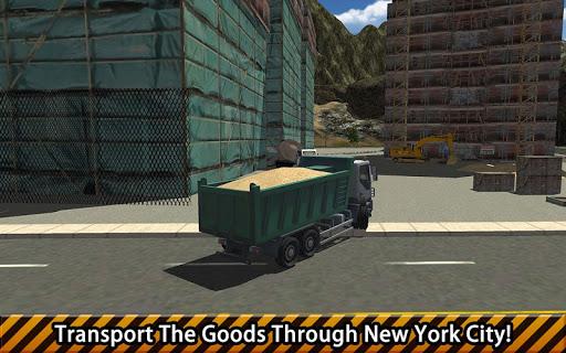 New York Construction Simulator PRO  screenshots 1