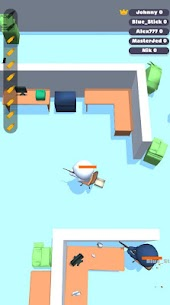 gunchair.io Hack for iOS and Android 1