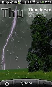 True Weather LWP v6.05 [Paid] 5