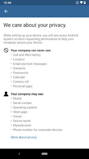 Intune Company Portal  Screenshots 7