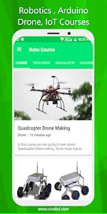 Robo Course :Learn Arduino , Electronics, Robotics
