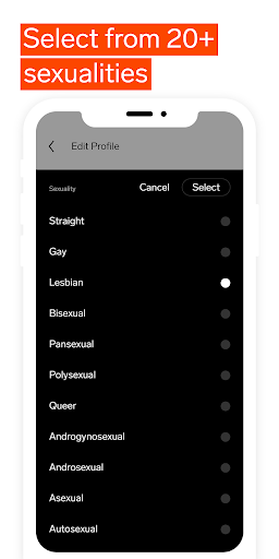 Feeld: Dating For Couples, Singles & Threesome 5.8.21 Screenshots 6