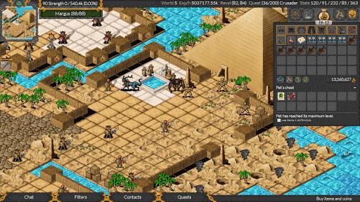RPG MO - MMORPG 1.9.1 screenshots 9